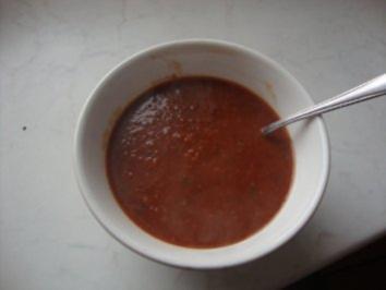 Pikante Karottensuppe - Rezept