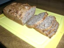 Dinkel-Walnuss-Brot - Rezept