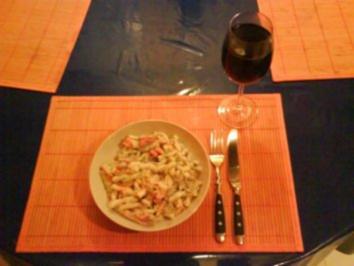 Rezept: Salat: Winterlicher Vitaminsalat