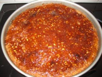 Apfelkuchen mit dicker Zimt-Zucker-Decke - Rezept