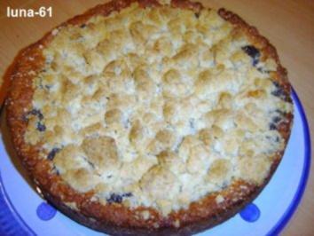 Großmutters-Mohnkuchen - Rezept