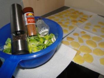Lauchauflauf mit Kartoffeln                     (mit Fotos) - Rezept