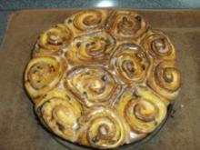 Schneckenkuchen - Rezept