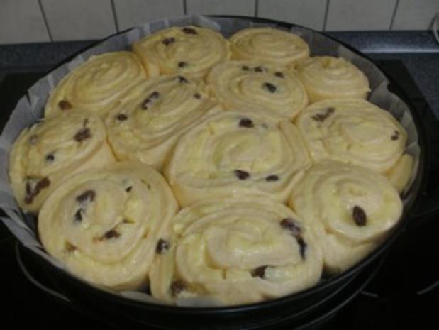 Schneckenkuchen - Rezept - Bild Nr. 4