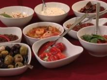 Manjares exquisitos espanoles pequenos - Kleine spanische Leckereien (Fiona Erdmann) - Rezept