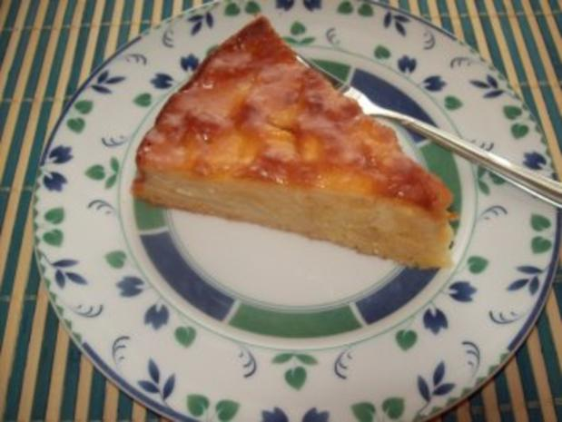 Apfelkuchen glasiert - Rezept - Bild Nr. 6