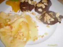 Schoko - Marzipanmousse - Rezept