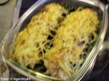 Fischfilet mit Kartoffelkruste - Rezept