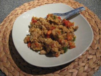 Sushi-Reis-Salat - Rezept