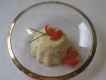 Gorgonzola Mousse - Rezept