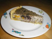 Mohn-Quark-Kuchen - Rezept