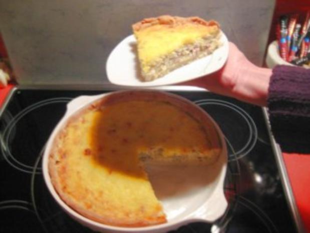 Zwiebelkuchen - Rezept - Bild Nr. 12