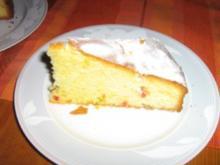 Rumkuchen mit kandierten Früchten - Rezept