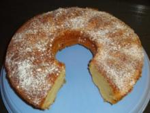 Eierlikör-Kuchen - Rezept