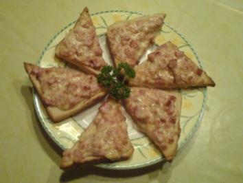 Rezept: Pizzabrote