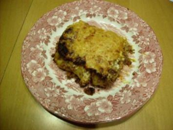 Lasagne á la Steffi - Rezept