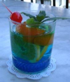 Blauer Vogel für Cleo - Rezept