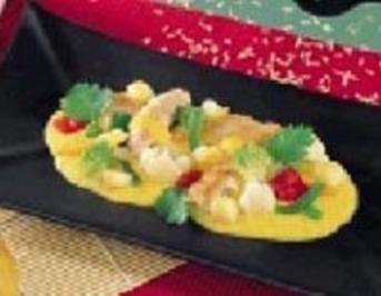Apfel-Gemüse-Curry-Pfanne mit Truthahnstreifen - Rezept