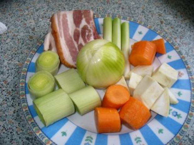 Sonntagsbraten halb Rind - halb Schwein - Rezept - Bild Nr. 4