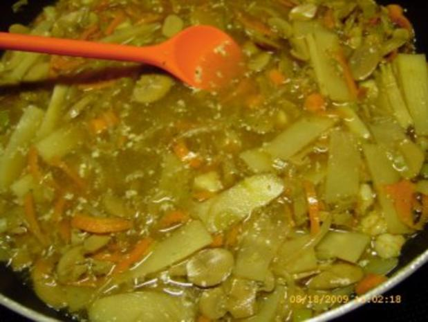 Asia - Suppe - Rezept - Bild Nr. 6