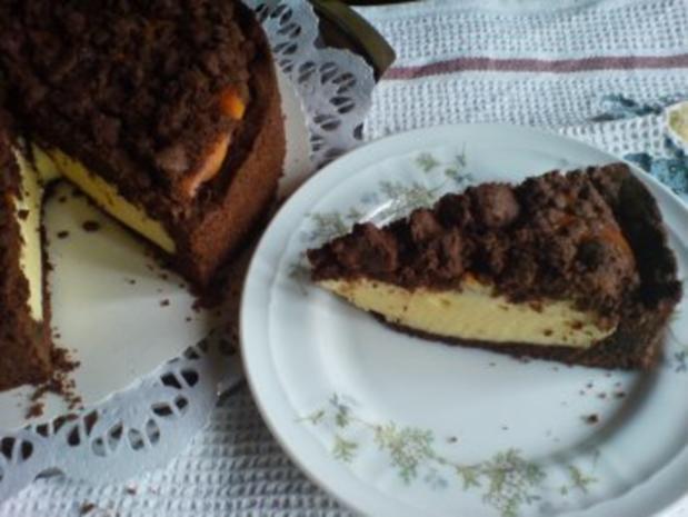 Kuchen  Russische Zupftorte - Rezept