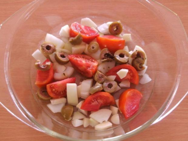 Fleisch: Hähnchen provençal - Rezept - Bild Nr. 2