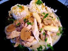 Hühnerfrikassee - klassisch... - Rezept - Bild Nr. 3451