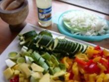 Thai-Pfanne a la Rita - Rezept