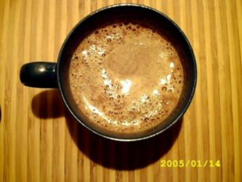 Heißgetränk:Cinnamon Vanilla Dream - Rezept