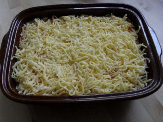 Auflauf mit Pute und Pfirsich - Rezept - Bild Nr. 5