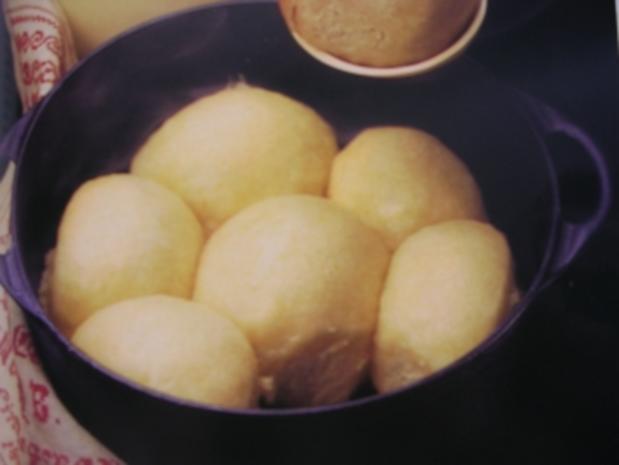 Gebackene Speckknödel - Rezept