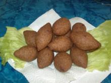 libanesische Kebap - Rezept