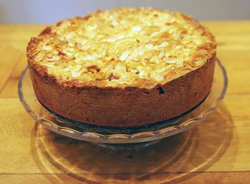 Bratapfelkuchen - Rezept - Bild Nr. 7