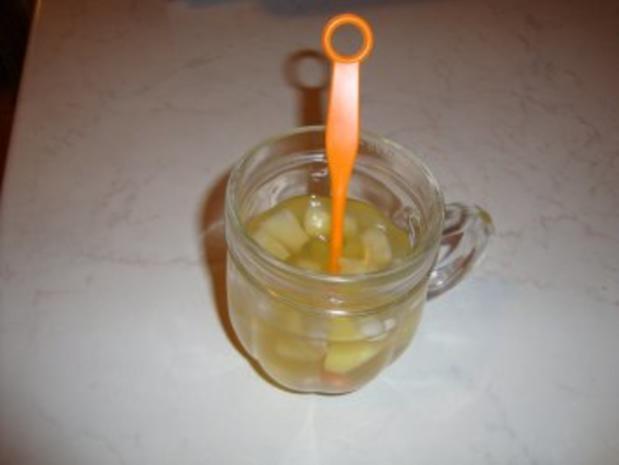 Weißbier-Bowle - Rezept