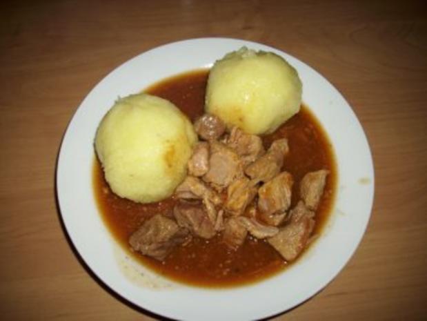 Thüringer Klöße ruckzuck - Rezept