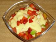 "Obst-Joghurt-""Tiramisu"" - Rezept"