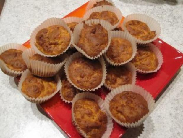 Käse - Schinken - Muffins - Rezept - Bild Nr. 2
