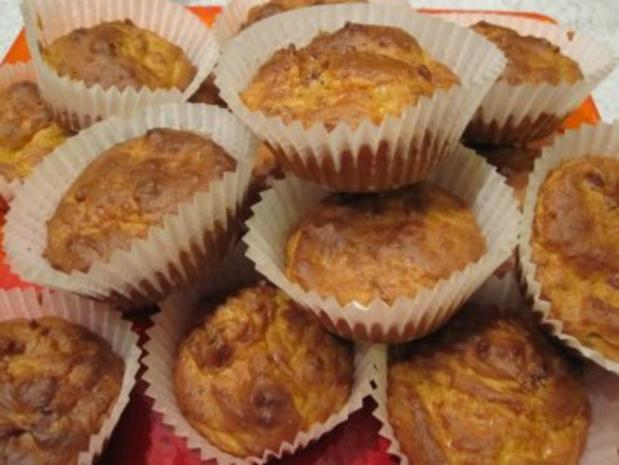 Käse - Schinken - Muffins - Rezept - Bild Nr. 6