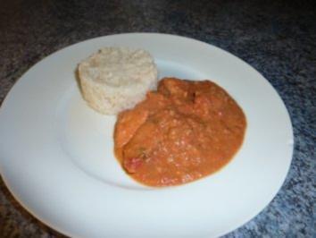 Chicken Tikka Masala - Rezept