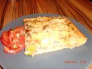 Pizza: Lauch-Pizza - Rezept