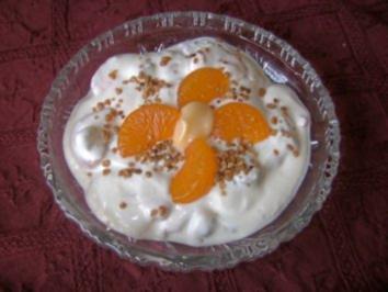 Rezept: Schon wieder so'n Alles-Muss-Weg-Dessert