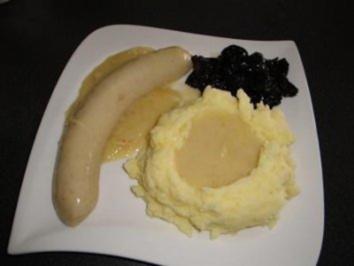 Glarner Kalberwürste - Rezept