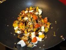Auberginensalat lauwarm - Rezept