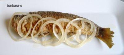 Fisch-Gerichte: Eingelegte Bratheringe - Rezept