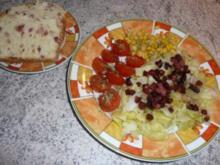Salate: Warmer Spitzkohlsalat - Rezept