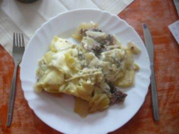 Kartoffelauflauf (Kartoffelmatsch) - Rezept