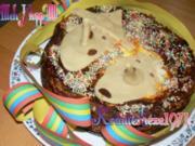 Alleh Hopp !!!! Greesen(Käse)kuchen a la Kräuterhexe - Rezept