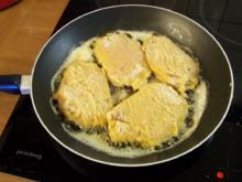 Pikantes Paprika-Schnitzel - Rezept