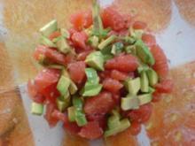 Avocado-Grapefruit-Salat - Rezept