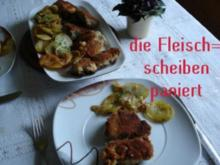 Rindfleisch-Wings - Rezept